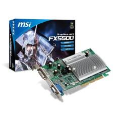 MSI GeForce FX5500 256MB