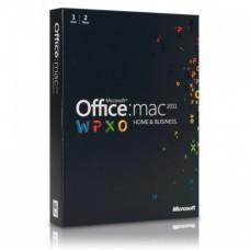 Office MAC 2011 Hem och Småföretag