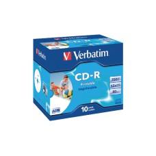 Verbatim CD-R 700MB 10-pack